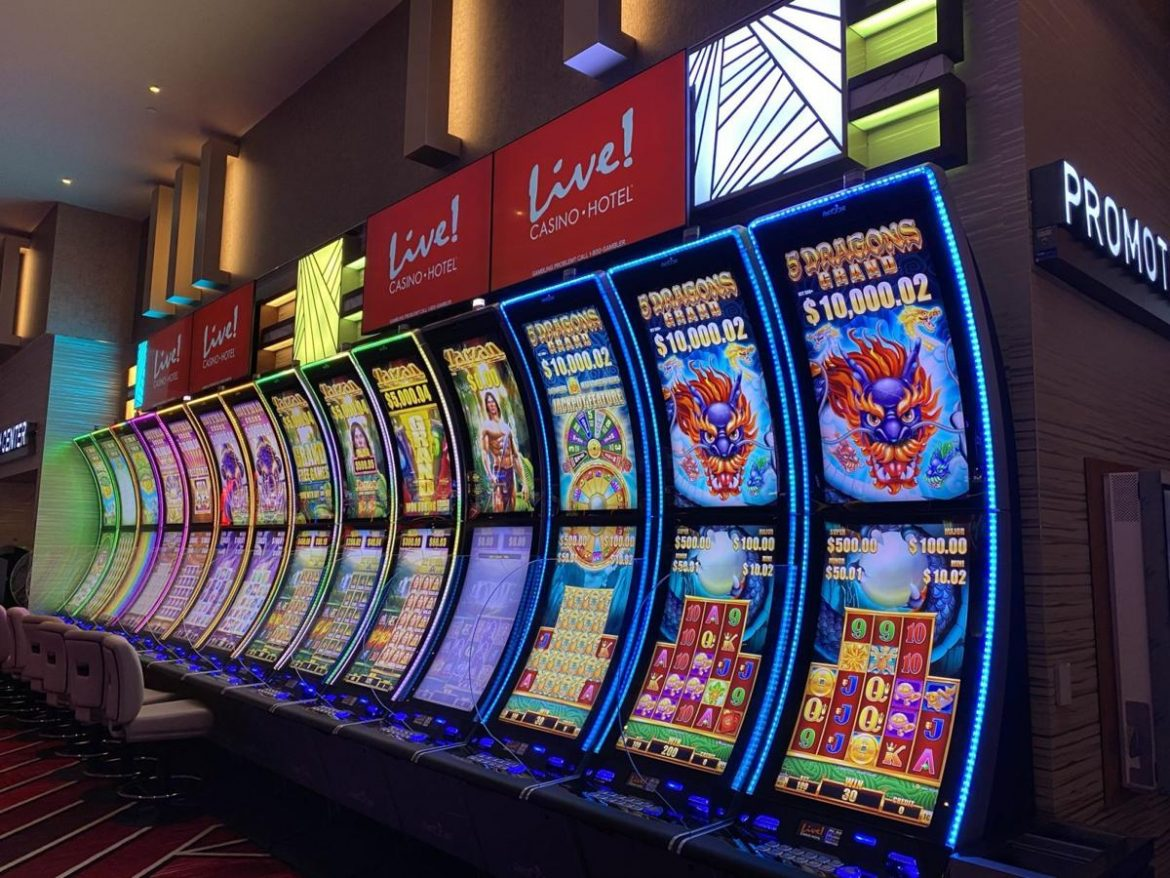 Benefits of Playing Live Casino Games Online